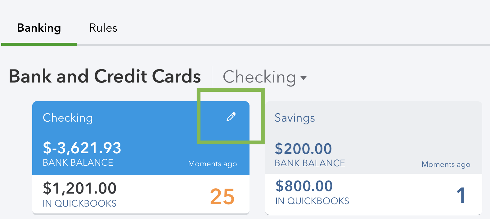 What to do if bank transactions won't download - QuickBooks