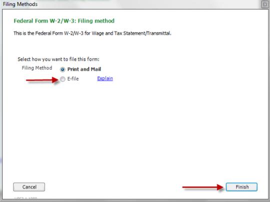 E File W 2 And W 3 In Quickbooks Desktop Quickbooks Learn Support