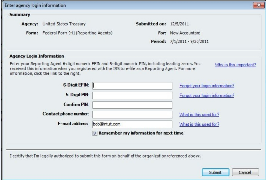 E File For Accountants