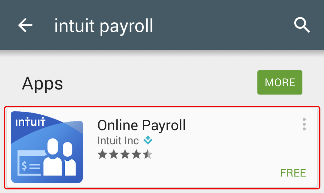 Intuit Online Payroll Mobile App: Android - QuickBooks Learn & Support