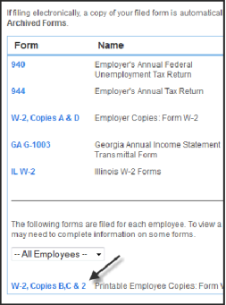 Vermont: Reporting Employer Sponsored Health Coverage on Form W-2 ...