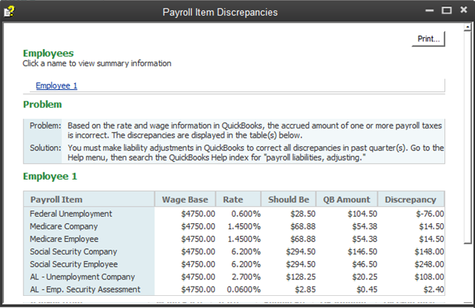 Run Payroll Checkup - QuickBooks Learn & Support