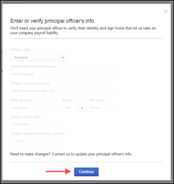Use e-signature to sign authorization forms for QuickBooks Onlin ...