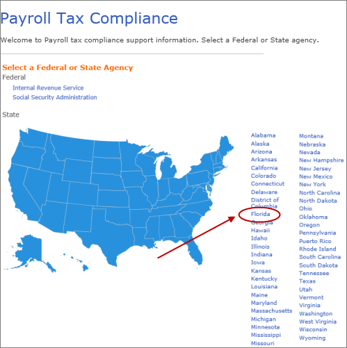 payroll tax compliance by state in QuickBooks