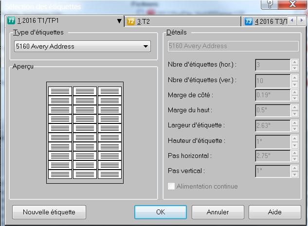 Croissant Comment configurer et imprimer des étiquettes - QuickBooks Community RR-39