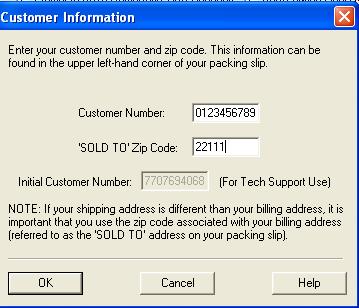 billing zip code