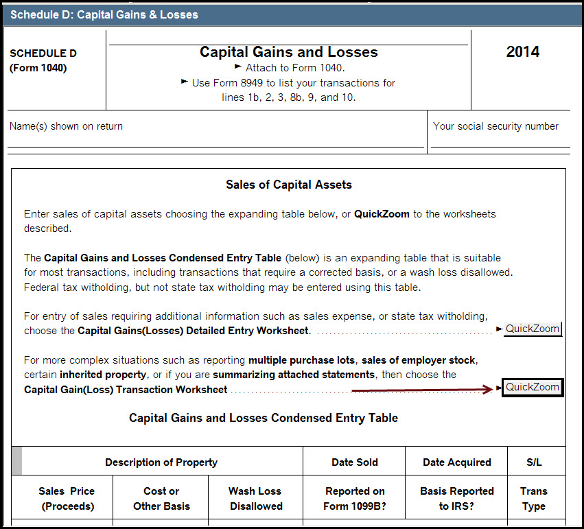 Capital gains employee stock options canada