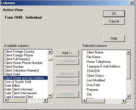 Adding HomeBase Column