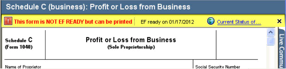 Proseries Release Dates For Products Forms And Schedules