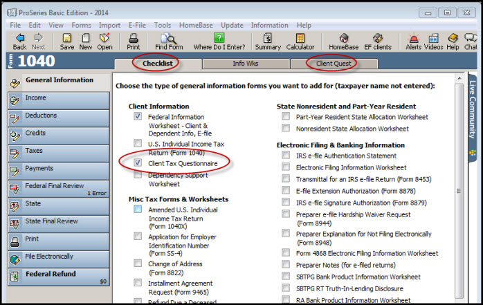 Click The Print Icon In Toolbar To Questionnaire