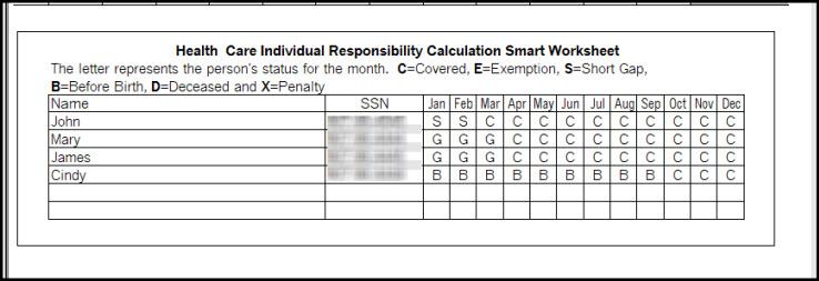 Form 8965 Health Care Individual Responsibility ... | 738 x 253 jpeg 61kB