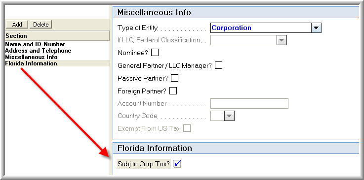 Generating Partnership Florida Form F 1065 Accountants Community