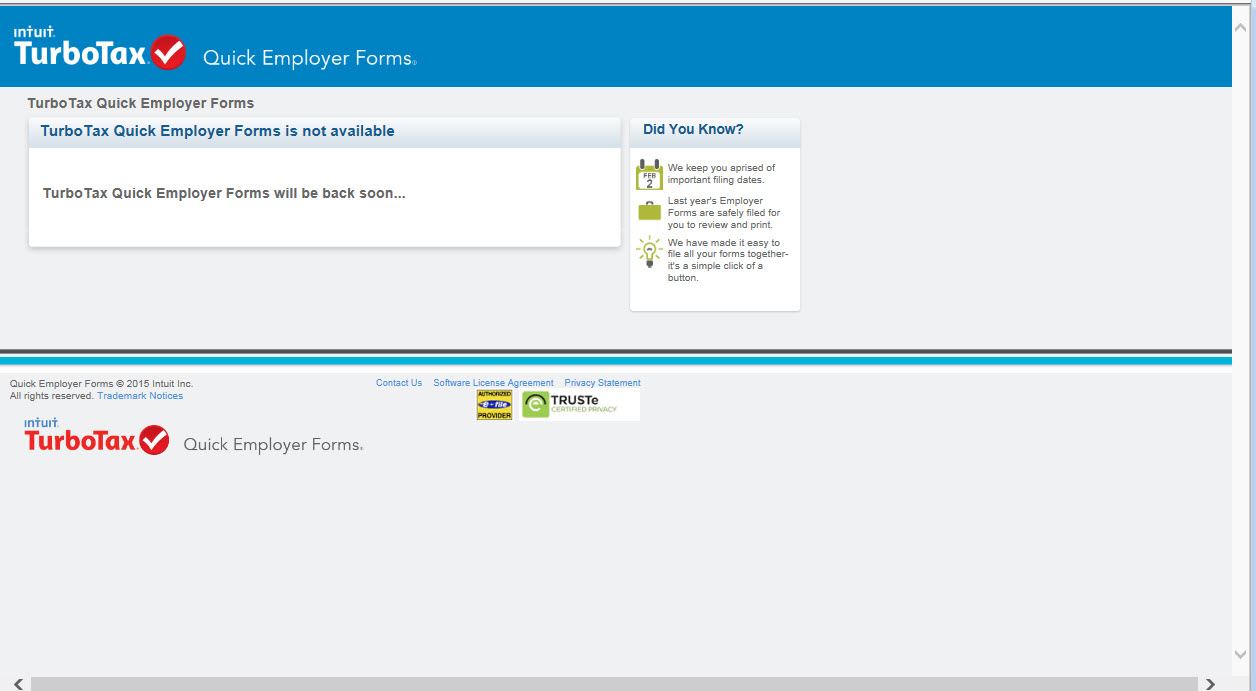 Quick employer forms is not available message on the qef website quick employer forms is not available message on the qef website thecheapjerseys Gallery