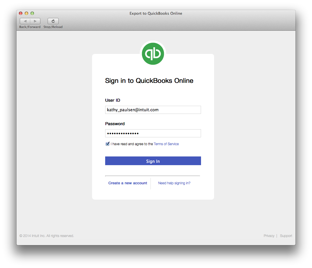 Import into quickbooks online from quickbooks desktop for mac at this point if you receive an error or are having any other issues making a copy of your company file please see the help article to update quickbooks ccuart Choice Image