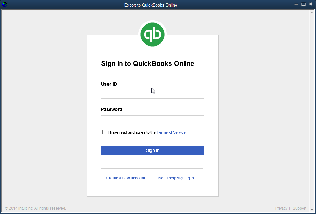 Import into QuickBooks Online from QuickBooks Desktop for ...