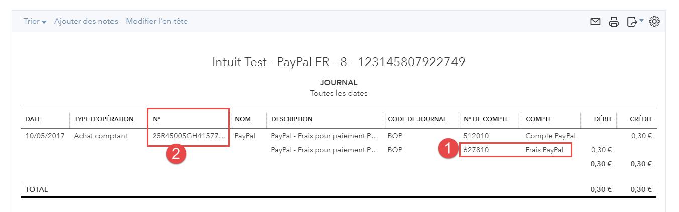 Remboursement PayPal
