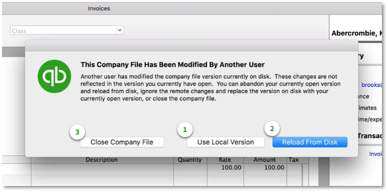 ICloud Document Sharing and QuickBooks Desktop for    - QuickBooks