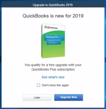 Use Easy Upgrade for QuickBooks - QuickBooks Community