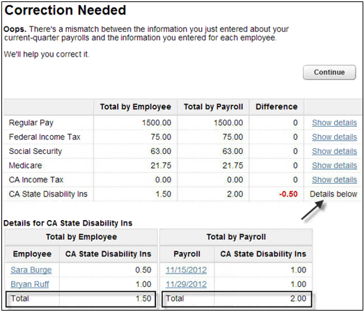 prior payroll overview in online payroll quickbooks learn support