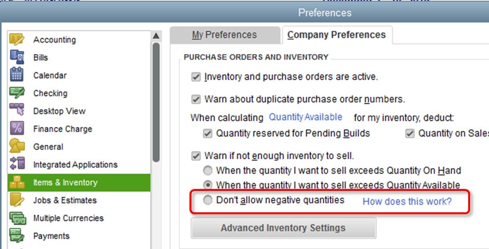 Quickbooks Online Build Custom Invoice