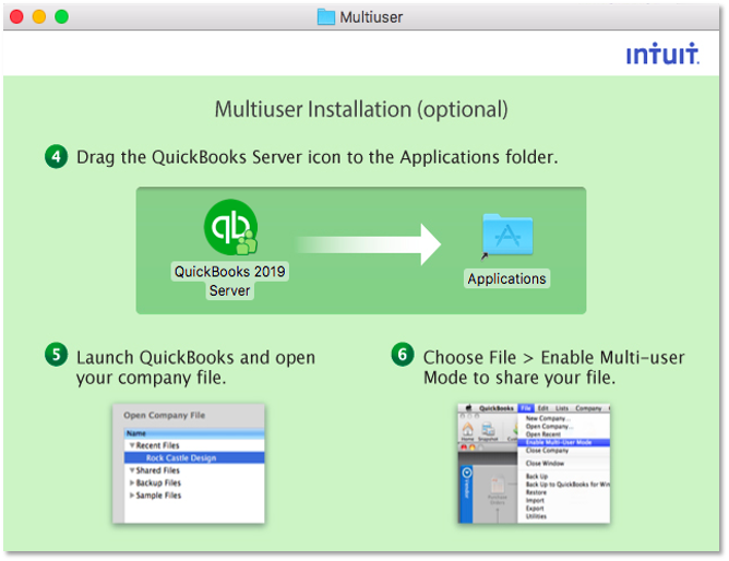 how long to install quickbooks 2015