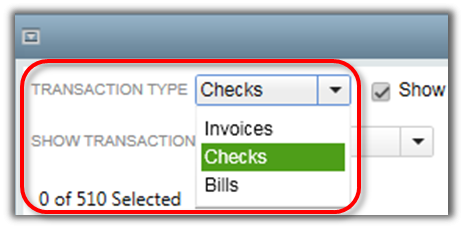 Delete Transactions By Batch Using Batch DeleteVoid Transactions - How to delete an invoice in quickbooks