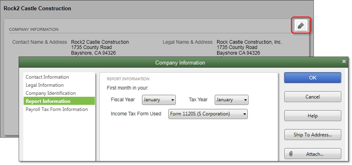Company Settings  How Do I Make A Profit And Loss Statement